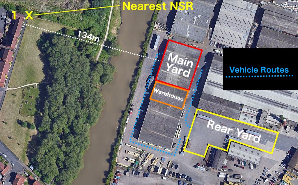 BS4141 freight noise survey